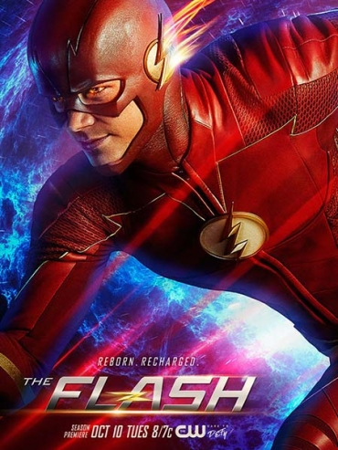 Флеш / Флэш (4 сезон) / The Flash (2017) WEB-DLRip / WEB-DL 720 / WEBRip