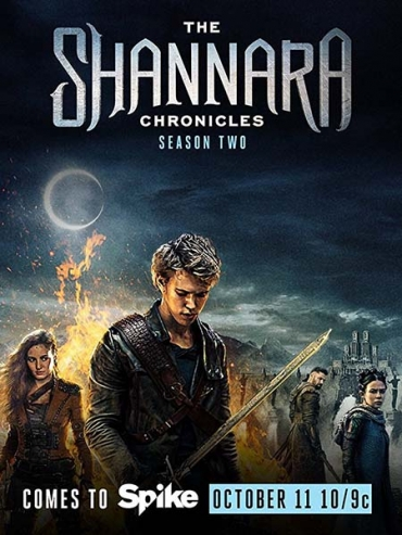 Хроники Шаннары (2 сезон) / The Shannara Chronicles (2017) WEB-DLRip / WEB-DL 720 / HDTVRip