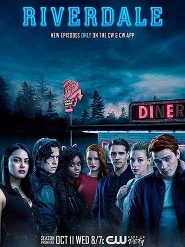 Ривердэйл (2 сезон) / Riverdale (2017) WEB-DLRip / HDTVRip