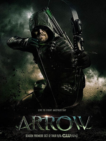 Стрела (6 сезон) / Arrow (2017) WEB-DLRip / WEB-DL 720
