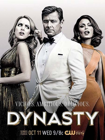 Династия (1 сезон) / Dynasty (2017) WEB-DLRip