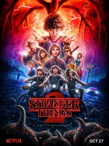 Очень странные дела (2 сезон) / Stranger Things (2017) WEBRip