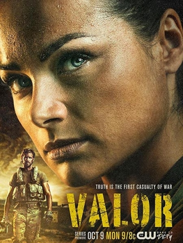 Доблесть (1 сезон) / Valor (2017) WEB-DLRip