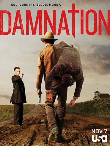 Проклятая нация / Проклятие (1 сезон) / Damnation (2017) WEB-DLRip / WEB-DL 720 / WEBRip