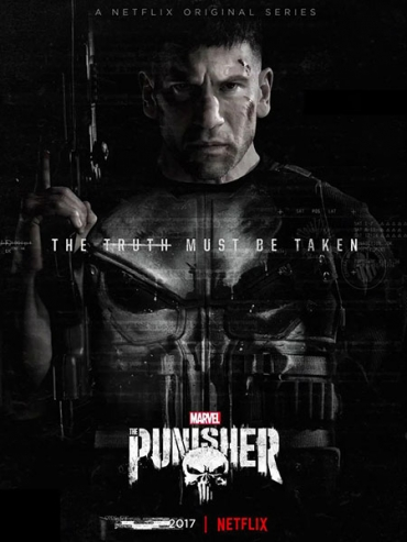 Каратель (1 сезон) / The Punisher (2017) WEBRip