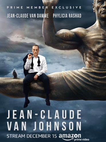 Жан-Клод Ван Джонсон (1 сезон) / Jean-Claude Van Johnson (2016-2017) WEBRip
