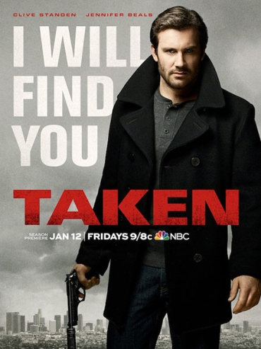 Заложница (2 сезон) / Taken (2018) WEB-DLRip / WEB-DL 720