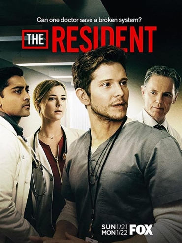 Ординатор (1 сезон) / The Resident (2018) WEB-DLRip / WEBRip