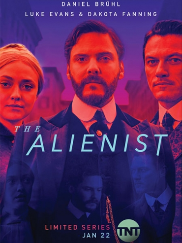 Алиенист (1 сезон) / The Alienist (2018) WEB-DLRip / WEB-DL 720 / HDTVRip