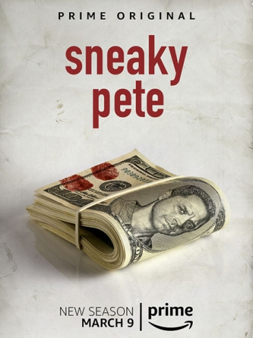 Подлый Пит / Трусливый Пит / Хитрый Пит (2 сезон) / Sneaky Pete (2018) WEB-DLRip