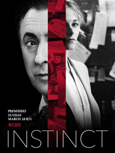 Инстинкт (1 сезон) / Instinct (2018) WEB-DLRip / WEB-DL 720 / HDTVRip