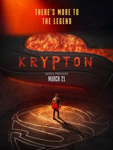Криптон (1 сезон) / Krypton (2018) WEB-DLRip / WEB-DL 720 / HDTVRip