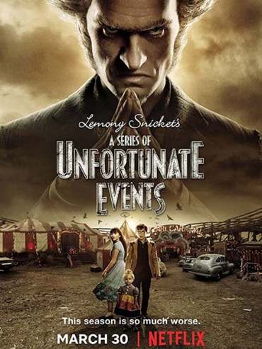 Лемони Сникет: 33 несчастья (2 сезон) / A Series of Unfortunate Events (2018) WEBRip