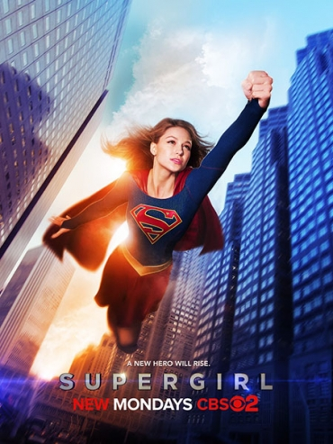 Супердевушка / Супергёрл (1 сезон) / Supergirl (2015) WEB-DLRip