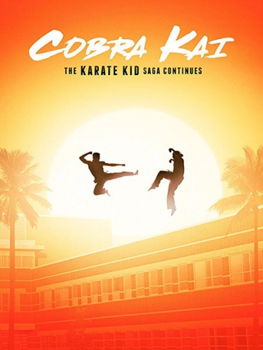 Кобра Кай (1 сезон) / Cobra Kai (2018) WEB-DLRip