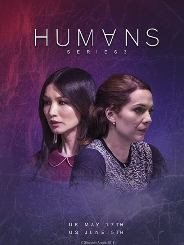 Люди (3 сезон) / Humans (2018) HDTVRip / HDTV 720