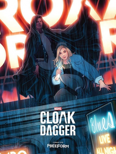 Плащ и Кинжал (1 сезон) / Cloak & Dagger (2018) WEB-DLRip / WEB-DL 720