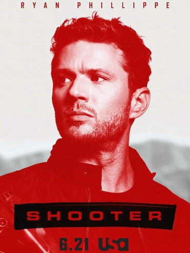 Стрелок (3 сезон) / Shooter (2018) WEB-DLRip / WEB-DL 720 / HDTVRip