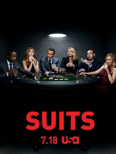 Форс-мажоры / Костюмы в законе (8 сезон) / Suits (2018) HDTVRip