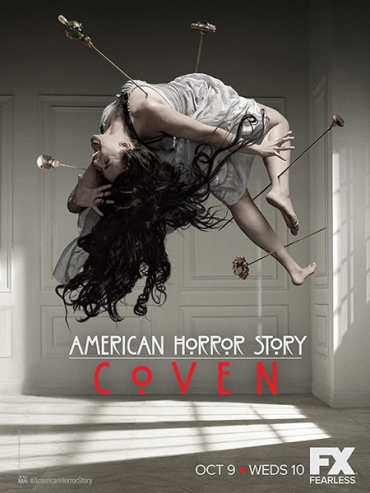 Американская история ужасов: Шабаш (3 сезон) / American Horror Story: Coven (2013) WEB-DLRip