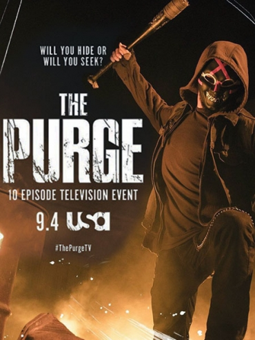 Судная ночь (1 сезон) / The Purge (2018) WEB-DLRip / WEB-DL 720 / WEBRip