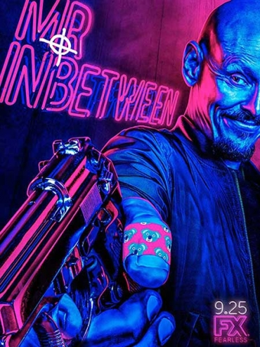 Посредник (1 сезон) / Mr Inbetween  (2018) WEB-DLRip / WEBRip