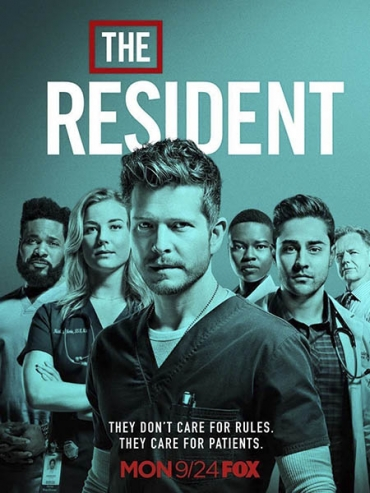 Ординатор (2 сезон) / The Resident (2018) WEB-DLRip / WEBRip