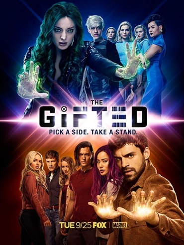 Одаренные (2 сезон) / The Gifted (2018) WEB-DLRip / WEB-DL 720 / WEBRip