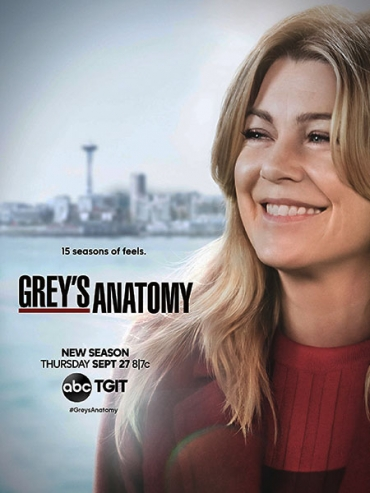 Анатомия Грей / Анатомия страсти (15 сезон) / Greys Anatomy (2018) WEB-DLRip / HDTVRip