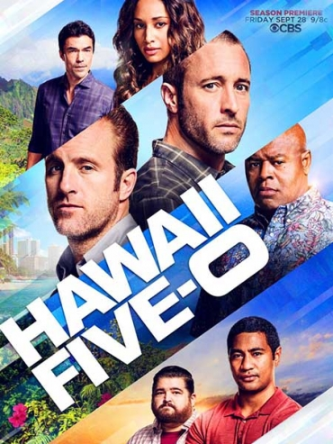 Полиция Гавайев / Гавайи 5-0 (9 сезон) / Hawaii Five-0 (2018) WEB-DLRip