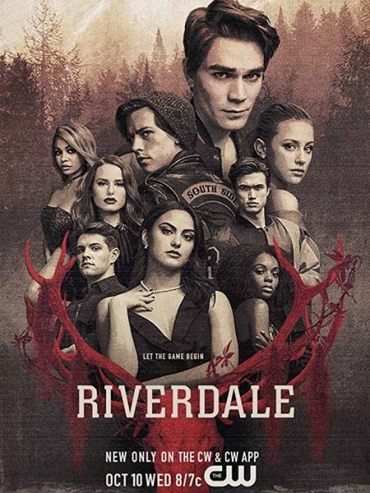 Ривердэйл (3 сезон) / Riverdale (2018) WEB-DLRip / HDTVRip