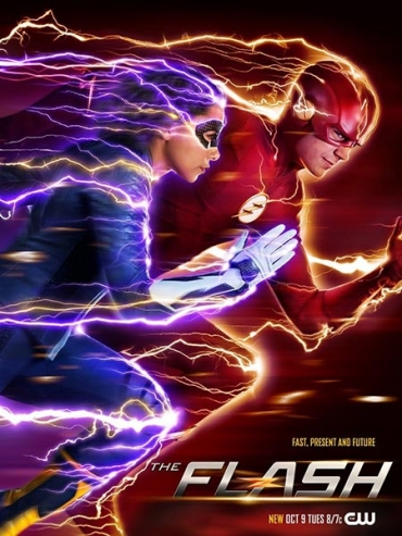 Флэш (5 сезон) / The Flash (2018) WEB-DLRip / WEB-DL 720 / HDTVRip