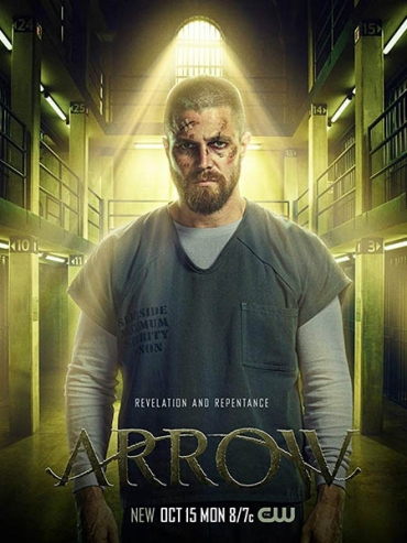 Стрела (7 сезон) / Arrow (2018) WEB-DLRip / WEB-DL 720 / HDTVRip