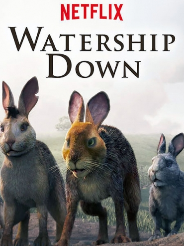 Обитатели холмов (1 сезон) / Watership Down (2018) WEBRip