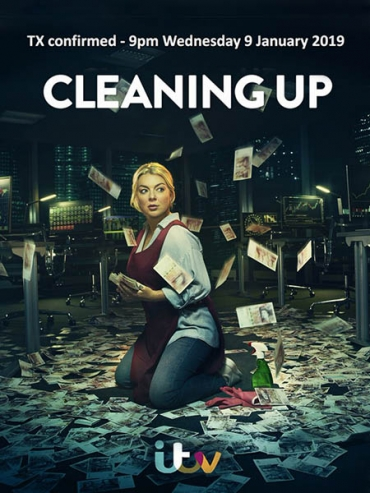 Зачистка (1 сезон) / Cleaning Up (2019) WEB-DLRip / WEBRip
