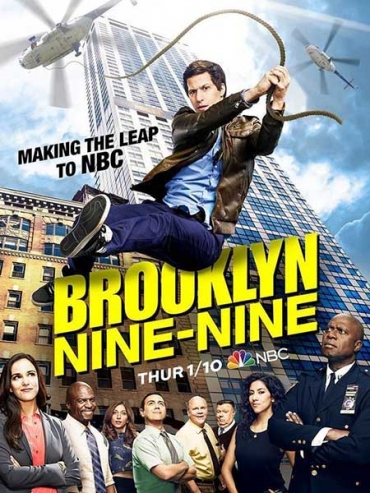 Бруклин 9-9 (6 сезон) / Brooklyn Nine-Nine (2019) WEB-DLRip / WEB-DL 720