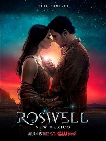 Розуэлл, Нью-Мексико (1 сезон) / Roswell, New Mexico (2019) HDTVRip