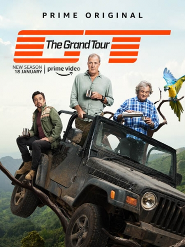 Гранд тур (3 сезон) / The Grand Tour (2019) WEB-DLRip / WEB-DL 720