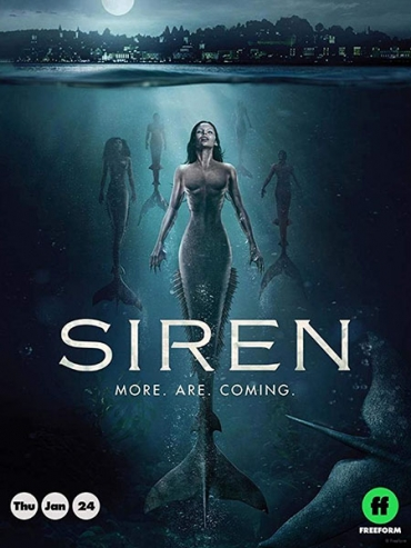Сирена (2 сезон) / Siren (2019) WEB-DLRip
