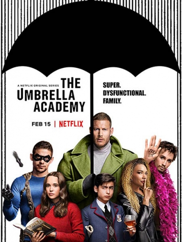 Академия «Амбрелла» (1 сезон) / The Umbrella Academy (2019) WEB-DLRip
