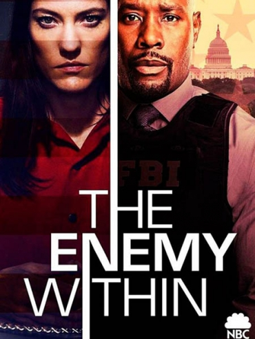 Враг внутри (1 сезон) / The Enemy Within (2019) WEB-DLRip / HDTVRip