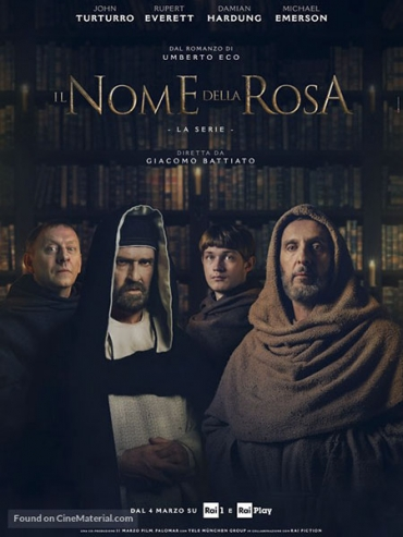 Имя розы (1 сезон) / The Name of the Rose (2019) WEB-DLRip