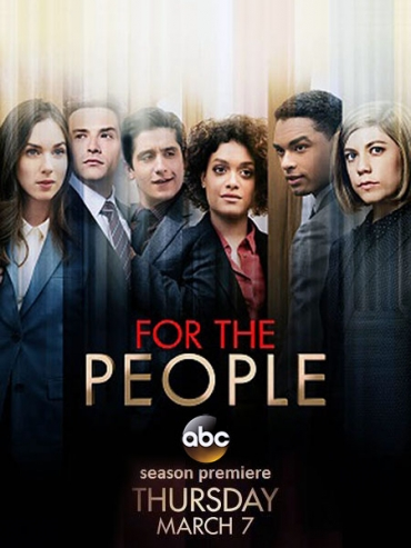 Для людей (2 сезон) / For the People (2019) WEB-DLRip