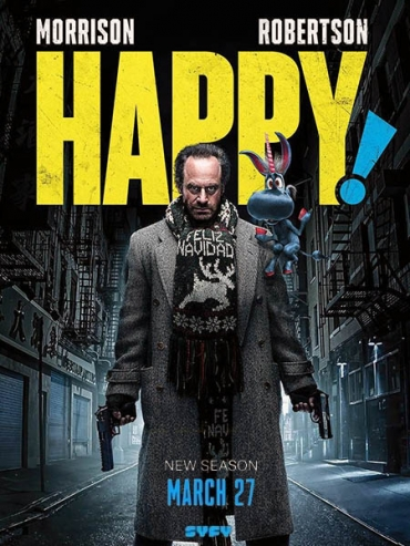 Хэппи (2 сезон) / Happy! (2019) WEB-DLRip / WEB-DL 720