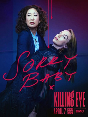 Убивая Еву (2 сезон) / Killing Eve (2019) WEB-DLRip / WEB-DL 720 / WEBRip