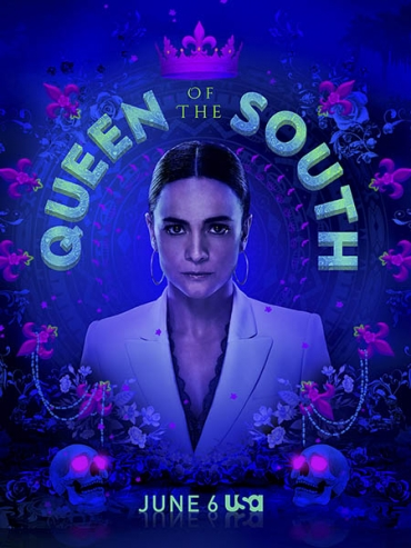 Королева юга (4 сезон) / Queen of the South (2019) WEB-DLRip / WEB-DL 720
