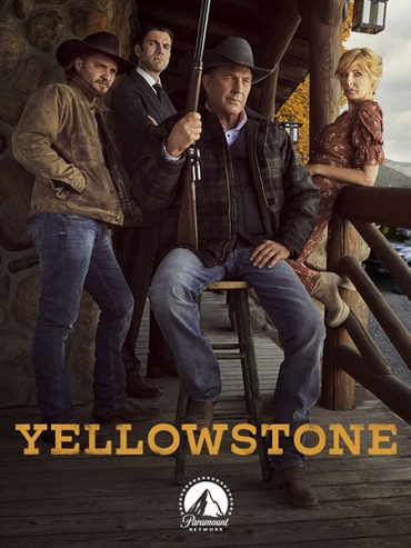 Йеллоустоун (2 сезон) / Yellowstone (2019) WEB-DLRip / WEB-DL 720