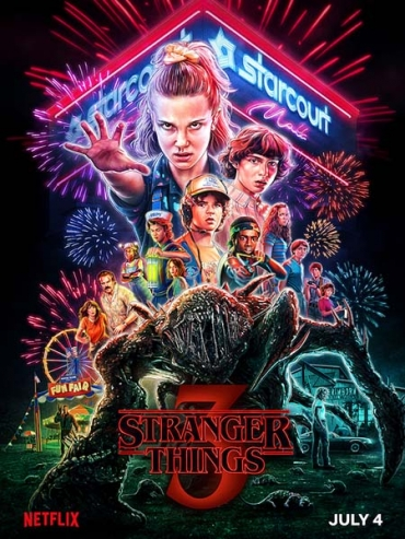 Очень странные дела (3 сезон) / Stranger Things (2019) WEB-DLRip