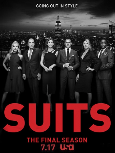Форс-мажоры / Костюмы в законе (9 сезон) / Suits (2019) WEB-DLRip / WEB-DL 720 / WEBRip