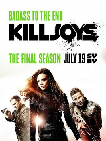 Киллджойс (5 сезон) / Killjoys (2019) WEB-DLRip / WEBRip